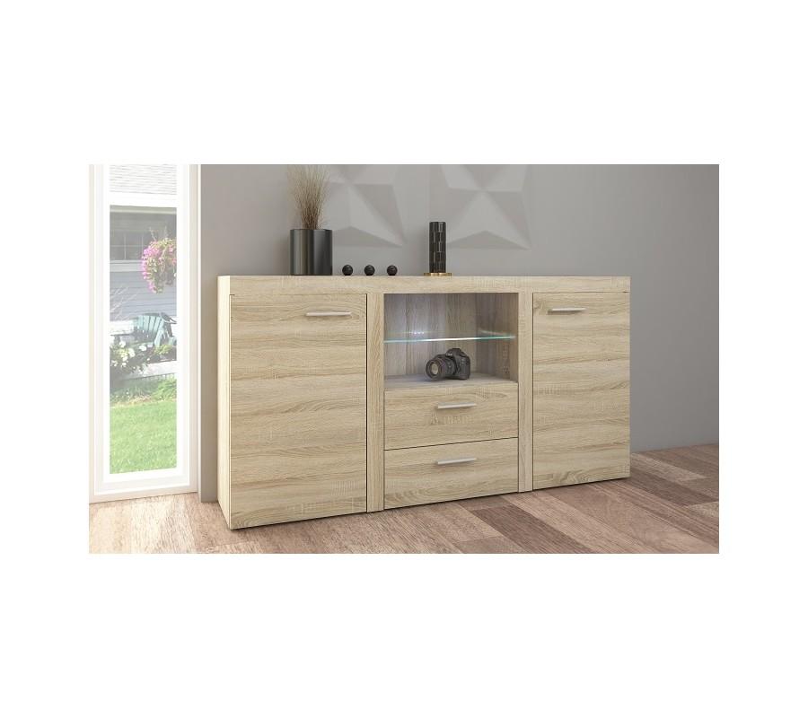 moderne kommode f r das wohnzimmer kommode mit schubladen. Black Bedroom Furniture Sets. Home Design Ideas