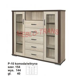 Portos - Komoda/Witryna