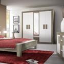 Sypialnia MEDIOLAN - 3 kolory