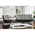 Zestaw wypoczynkowy KASIA sofa wersalka salon