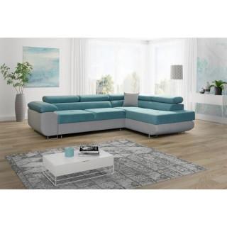 Narożnik LIDO rogówka salon pokój komfort