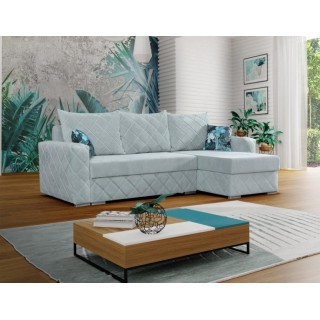 Narożnik MINEVA rogówka salon pokój komfort