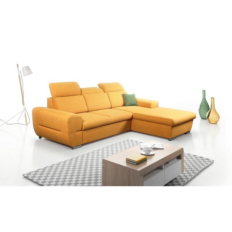 Narożnik LENTI rogówka salon pokój komfort