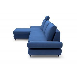 Narożnik LOFT rogówka salon pokój komfort