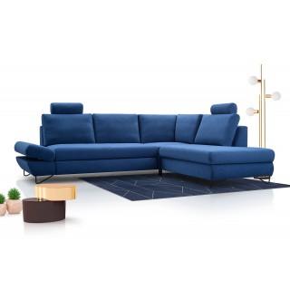 Narożnik LOFT II rogówka salon pokój komfort