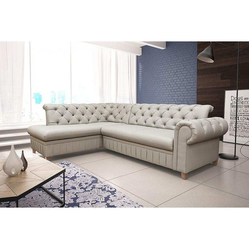 Narożnik PRINCE rogówka salon pokój komfort