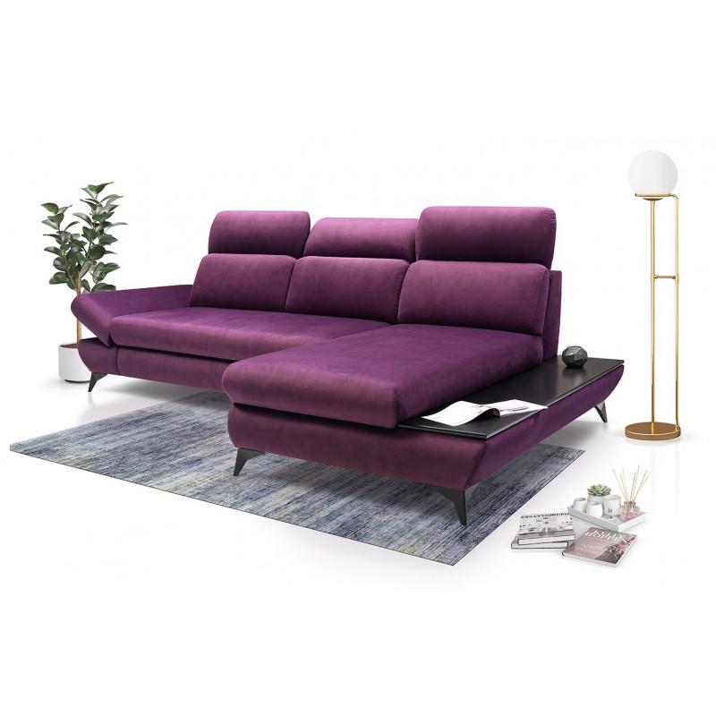 Narożnik TITAN rogówka salon pokój komfort