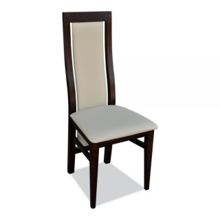 Krzesło RK-4 drewniane buk tapicerowane
