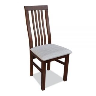 Krzesło RK-5 drewniane buk tapicerowane