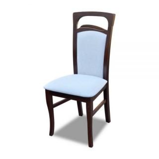 Krzesło RK-7 drewniane buk tapicerowane