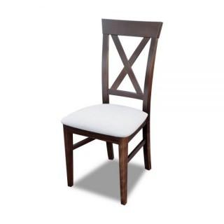Krzesło RK-8 drewniane buk tapicerowane