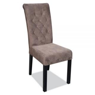 Krzesło RK-11 drewniane buk tapicerowane