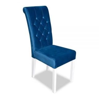 Krzesło RK-11 G drewniane buk tapicerowane