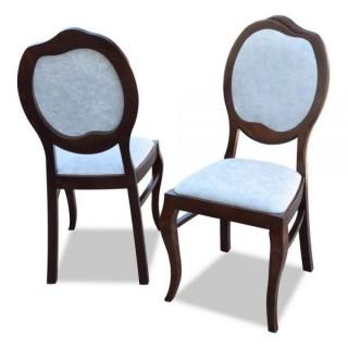 Krzesło RK-15 drewniane buk tapicerowane