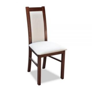 Krzesło RK-17 drewniane buk tapicerowane
