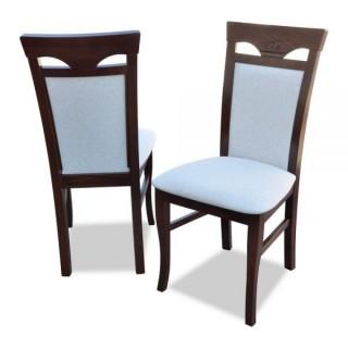 Krzesło RK-18 drewniane buk tapicerowane