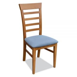 Krzesło RK-20 drewniane buk tapicerowane