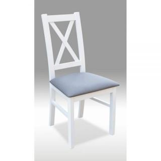 Krzesło RK-22 drewniane buk tapicerowane