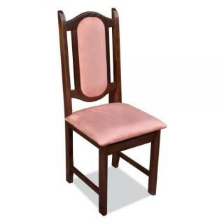 Krzesło RK-23 drewniane buk tapicerowane