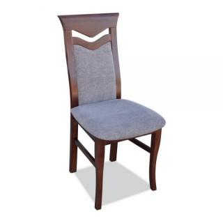 Krzesło RK-24 drewniane buk tapicerowane