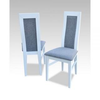 Krzesło RK-25 drewniane buk tapicerowane