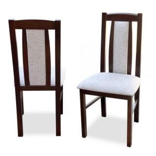 Krzesło RK-26 drewniane buk tapicerowane