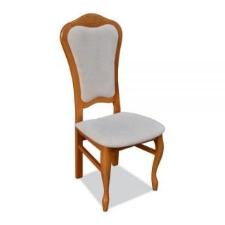 Krzesło RK-30 drewniane buk tapicerowane
