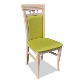 Krzesło RK-31 drewniane buk tapicerowane