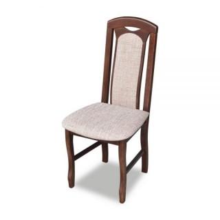 Krzesło RK-34 drewniane buk tapicerowane