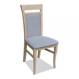Krzesło RK-37 drewniane buk tapicerowane