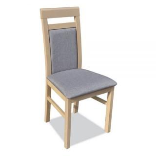 Krzesło RK-38 drewniane buk tapicerowane