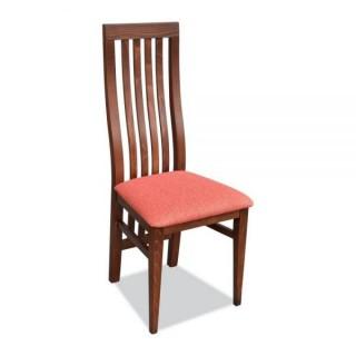 Krzesło RK-43 drewniane buk tapicerowane