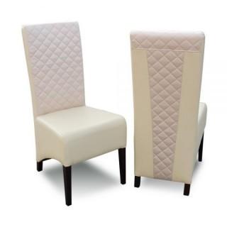Krzesło RK-44 A drewniane buk tapicerowane