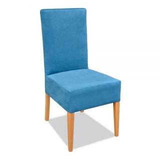 Krzesło RK-44 P drewniane buk tapicerowane