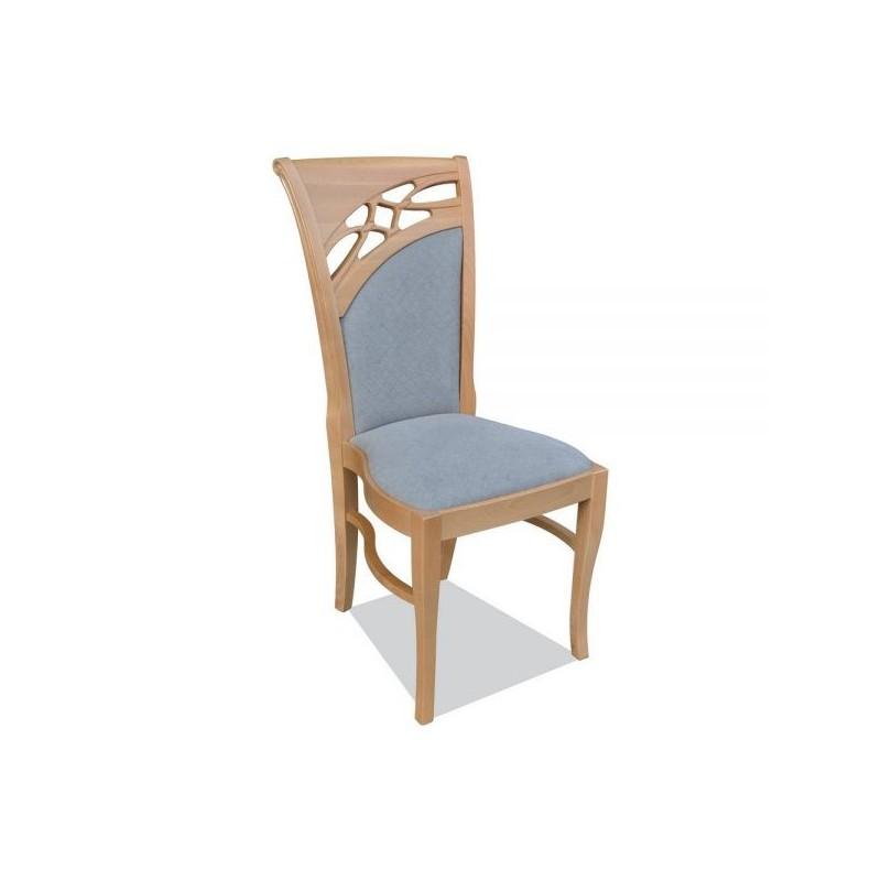 Krzesło RK-51 drewniane buk tapicerowane