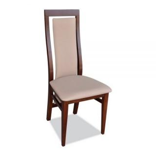 Krzesło RK-55 drewniane buk tapicerowane