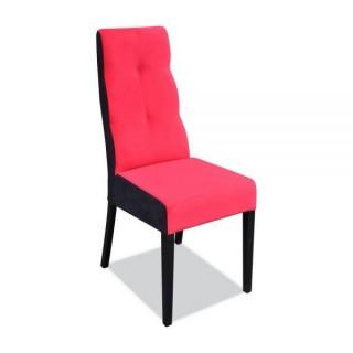 Krzesło RK-63 drewniane buk tapicerowane