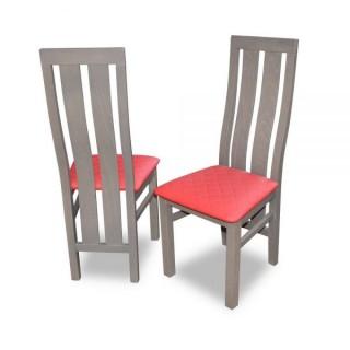 Krzesło RK-69 drewniane buk tapicerowane