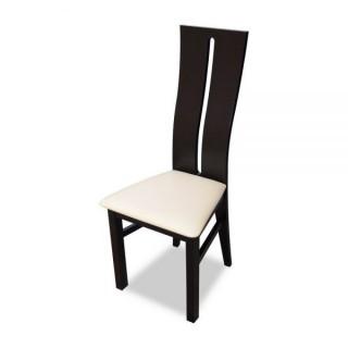 Krzesło RK-71 drewniane buk tapicerowane