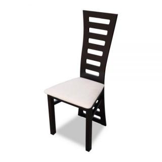 Krzesło RK-72 drewniane buk tapicerowane
