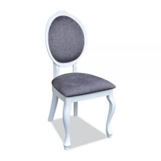 Krzesło RK-76 drewniane buk tapicerowane