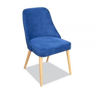 Krzesło RK-78 drewniane buk tapicerowane