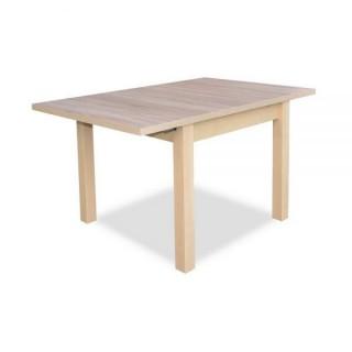 Stół RS-18 L prostokątny rozkładany z drewna bukowego