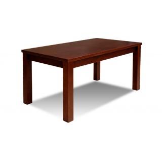 Stół RS-18 prostokątny 70x120 rozkładany z drewna bukowego orzech