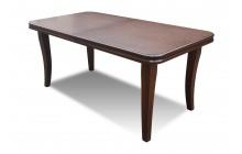 Stół RS-32 zaowal rozkładany 100x170x250 cm drewno kolor orzech