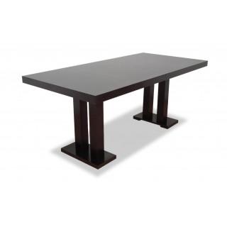 Stół RS-34 kwadrat rozkładany 90x90 cm z drewna bukowego
