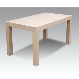 Stół RS-25 F prostokątny z drewna bukowego rozkładany dąb sonoma