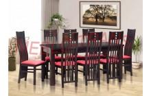 Krzesła i stół do Twojego salonu