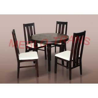 Zestaw 58 Stół i krzesła do jaalni