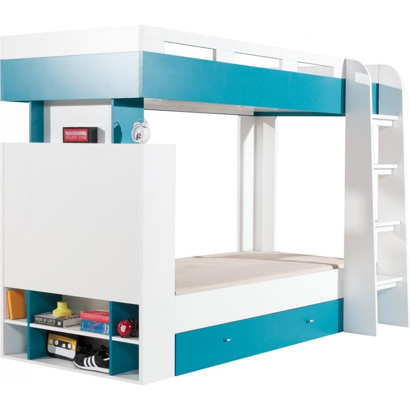 łóżko Piętrowe Dla Dzieci Bella